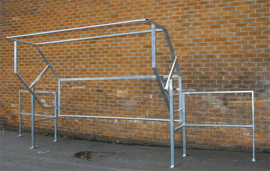 Mezzanine Pallet Gate : Mezzanine pallet safety gates northeast